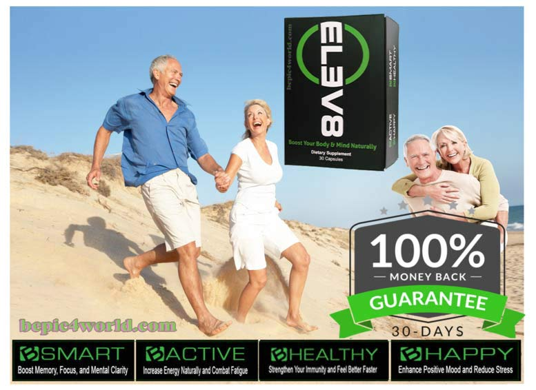 Elev8 prolongs your life