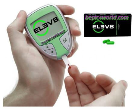 Elev8 & glucometer