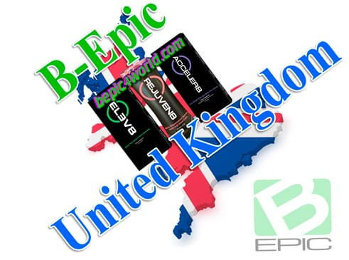 buy B-Epic products in the United Kingdom