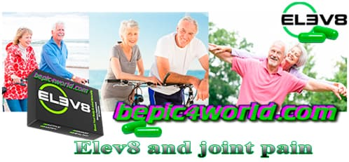 People's active lifestyle with the product elev8