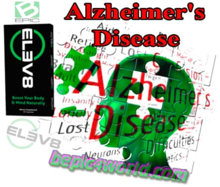 Elev8 Prevention of Alzheimers disease