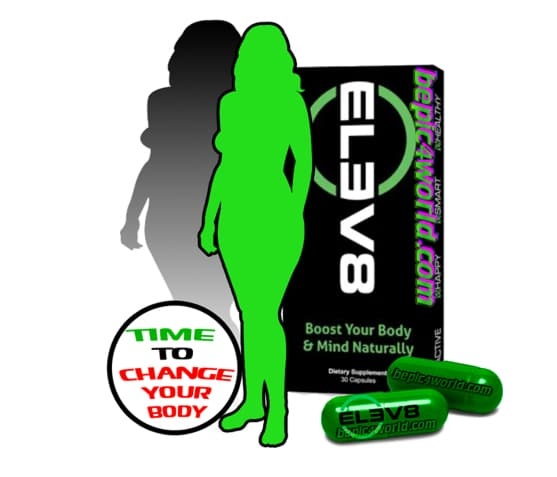 B-Epic ELEV8 weight loss