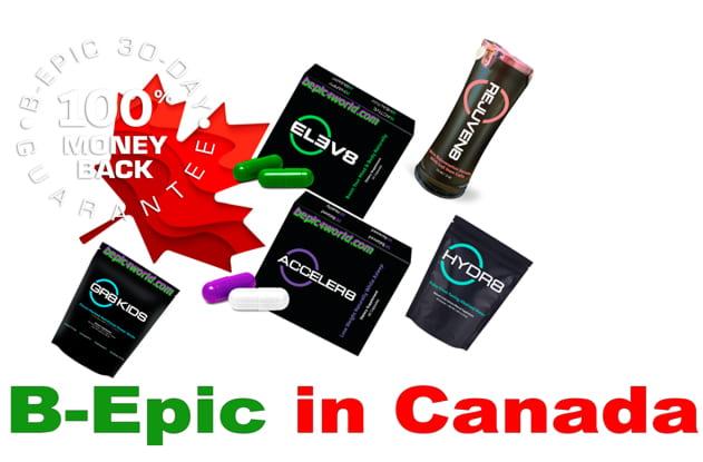 Order ELEV8 ACCELER8 REJUVEN8 in Canada