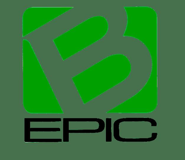 Company contacts & logo B-Epic