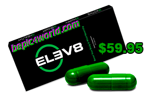 Elev8 30 capsules Pack
