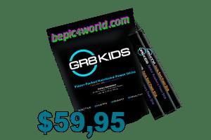 GR8 KIDS 30 sticks Pack
