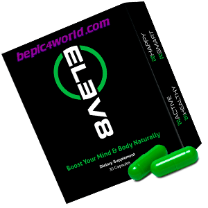 Elev8 pills product of BEpic
