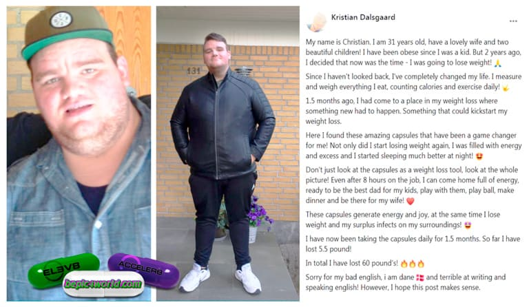 Feedback of Kristian about supplements of B-Epic