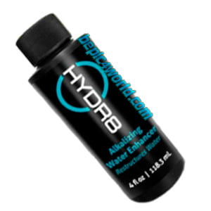 HYDR8 alkaline water of B-Epic