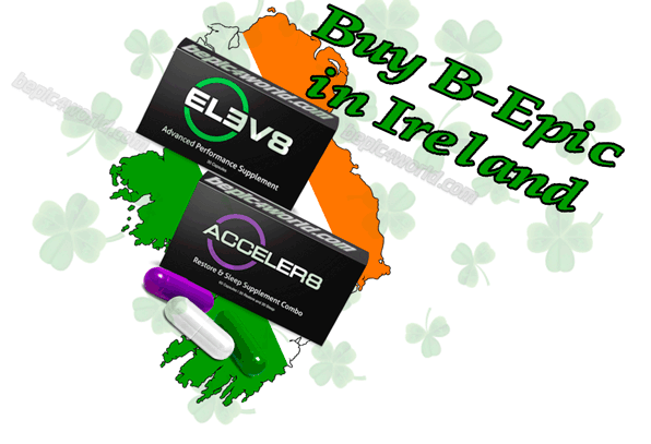 Buy B-Epic pills Elev8 and Acceler8 in Ireland