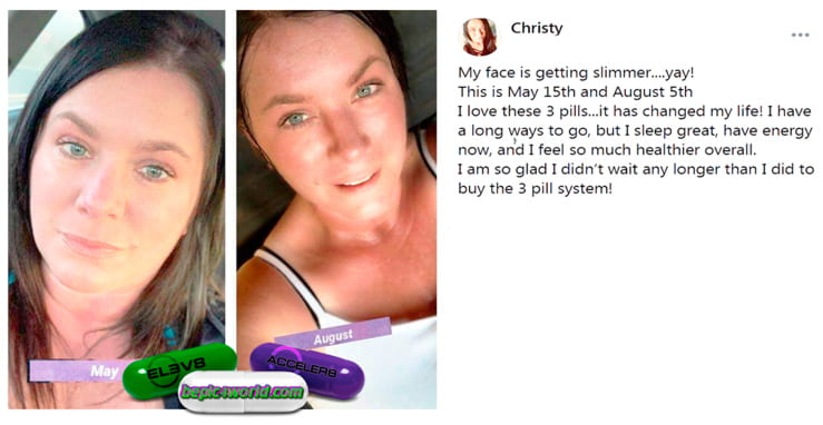 Christy writes about the use of 3 pill system of BEpic