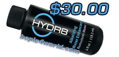 HYDR8 Customer Single Pack BEpic