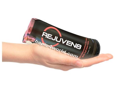 REJUVEN8 serum of BEpic