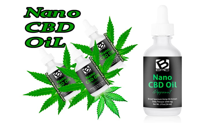 BEpic Nano CBD Oil