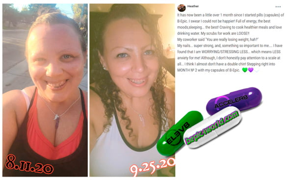 Heather writes about capsules of BEpic