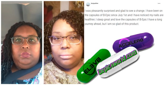 Jacqueline writes about capsules of BEpic