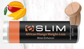 B-Slim the Tablets B-Epic for Weight Loss with African Mango