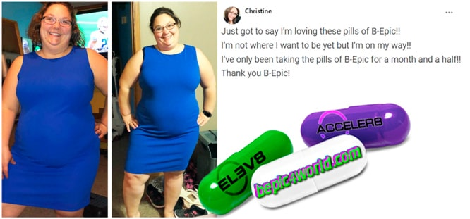 Christine writes about B-Epic pills