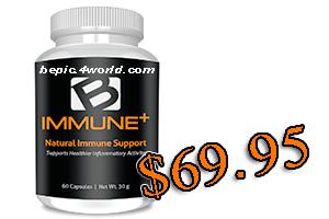Customer Price BImmune+1 Bottle 60 capsules