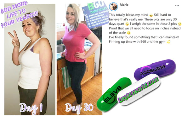 Marie writes about B-Epic program B60 challenge