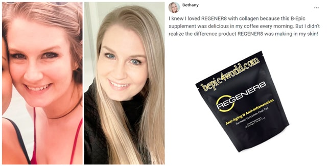 Bethany writes about Regener8 by B-Epic