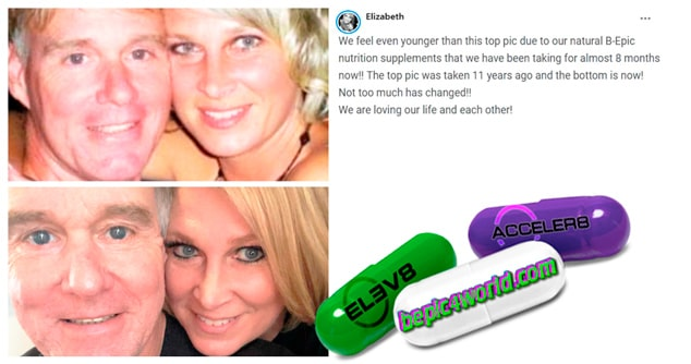 Elizabeth writes about cell nutrition supplements of B-Epic