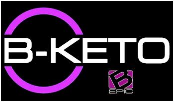 B-KETO is B-Epic supplement