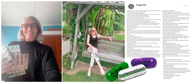 Eugenie writes about B-Epic capsules