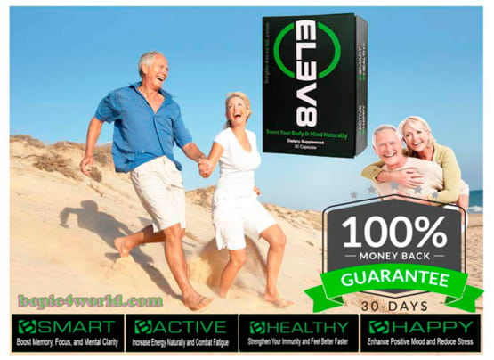 Elev8 pills prolongs your life