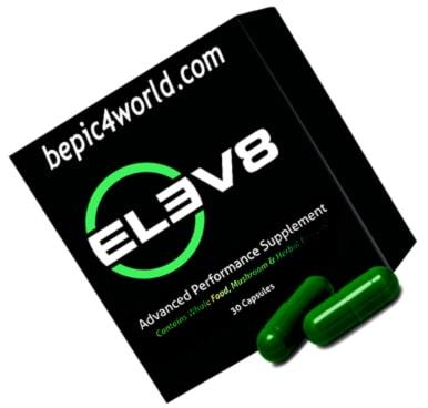 Directions Elev8 pills