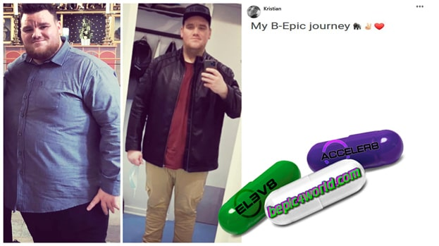 Kristian writes about B-Epic journey