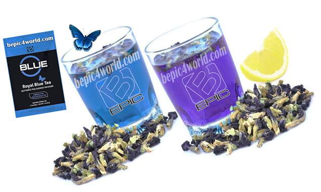 Product BEpic Royal Blue Tea