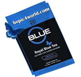 Royal Blue Tea B-Epic