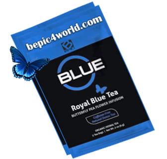 Royal Blue Tea BEpic