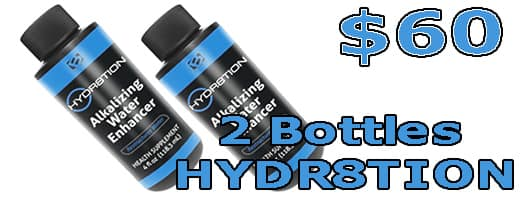 HYDR8TION Customer Double Pack