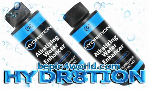 HYDR8TION product by BEpic