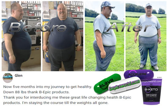 Feedback of Glen about B-Epic products