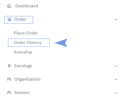 How to track an order of B-Epic instruction