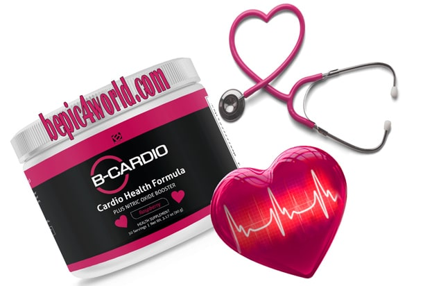 B-Cardio product by B-Epic