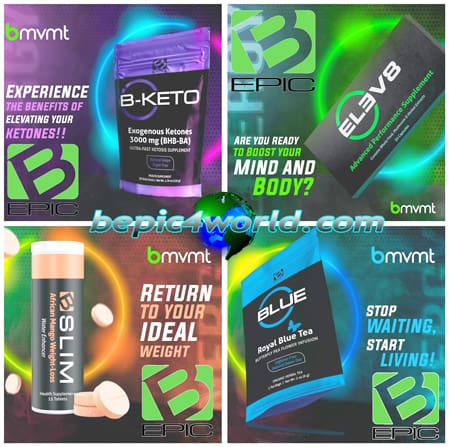 BMvmt products B-Epic