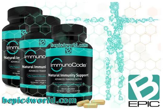 ImmunoCode BEpic product
