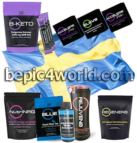 Buy B-Epic products in Sweden